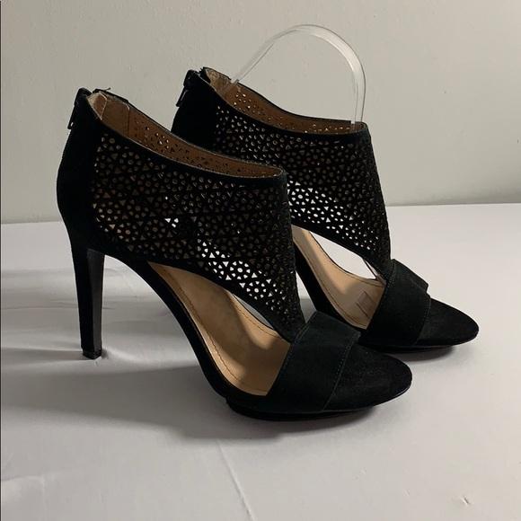 BCBGeneration Black Heels 8.5